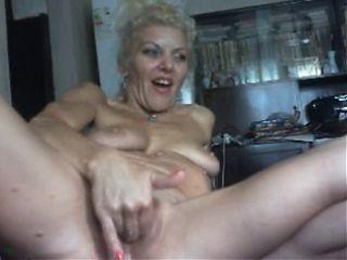 Hot Blond Mature Bates