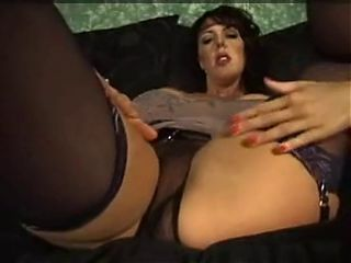 Fantasia in Stockings Teasing 1