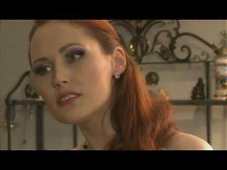 french milf redhead businesswoman dp