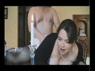 Hot British milf gets fucked