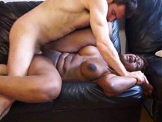french black MILF first porn
