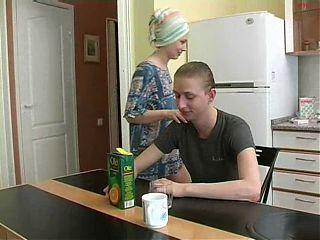 Russian mature 8