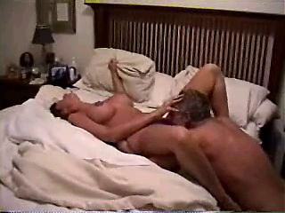 Hot Busty Amateur Cougar Riding and Banging